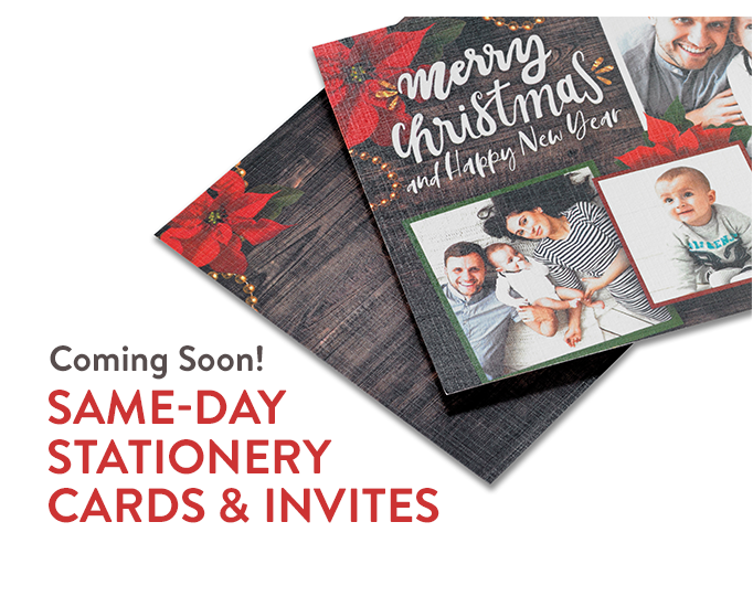 This year, make your own Christmas cards for a truly personalized experience. Tailored-made photo cards templates are the perfect chance to show off a bit of your personality and flair. Choose a custom Best of the Year Collage to highlight your favorite memories from the past year.
