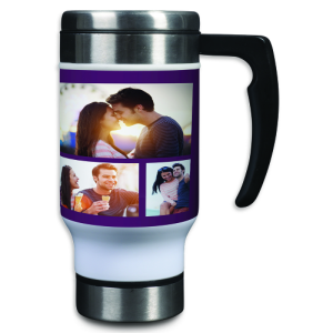 Thumbnail for 1000x1000 - 0113000191235_Stainless Steel Photo Collage Travel Mug 14oz.jpg 1