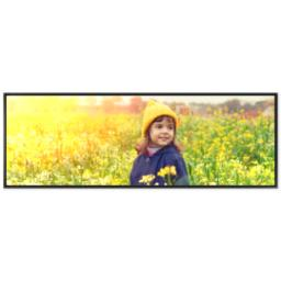Thumbnail for 20x60 Photo Canvas With Floating Frame with Full Photo design 1