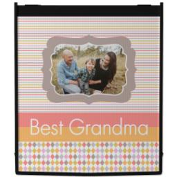 Thumbnail for Reusable Grocery Bag with Best Grandma design 1