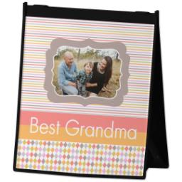 Thumbnail for Reusable Grocery Bag with Best Grandma design 2