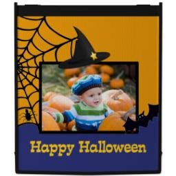 Thumbnail for Reusable Grocery Bag with Halloween Web design 1
