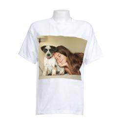 Thumbnail for Photo T-Shirt, Youth Large with Full Photo design 1
