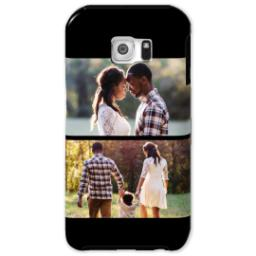 Thumbnail for Samsung Galaxy S6 Photo Tough Phone Case with Gallery Black Collage for 2 design 1