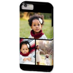Thumbnail for iPhone 6/6s Plus Photo Tough Phone Case with Gallery Black Collage for 3 design 2