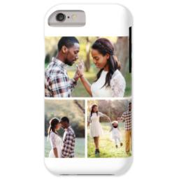 Thumbnail for iPhone 6 Custom Case-Mate Tough Phone Case with Gallery White Collage for 3 design 1