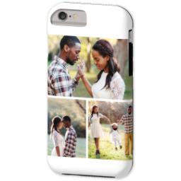 Thumbnail for iPhone 6 Custom Case-Mate Tough Phone Case with Gallery White Collage for 3 design 2