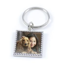 Thumbnail for Photo Rope Keychain with Full Photo design 3