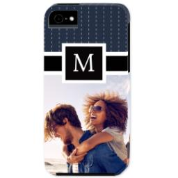 Thumbnail for iPhone 5 Photo Case-Mate Tough Phone Case with Pinstripe design 1