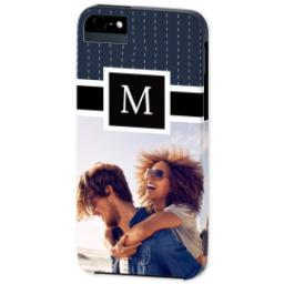 Thumbnail for iPhone 5 Photo Case-Mate Tough Phone Case with Pinstripe design 2