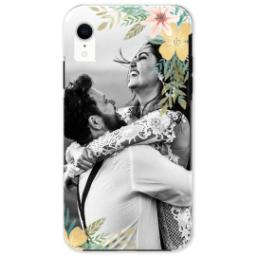 Thumbnail for iPhone XR Tough Case with Floral Bunch design 1