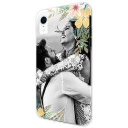 Thumbnail for iPhone XR Tough Case with Floral Bunch design 2
