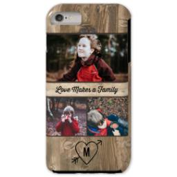 Thumbnail for iPhone 6/6s Plus Photo Tough Phone Case with Bless Your Heart design 1