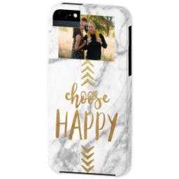Thumbnail for iPhone 5 Photo Case-Mate Tough Phone Case with Choose Happy design 2