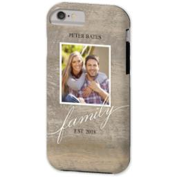 Thumbnail for iPhone 6 Custom Case-Mate Tough Phone Case with Family Style design 2