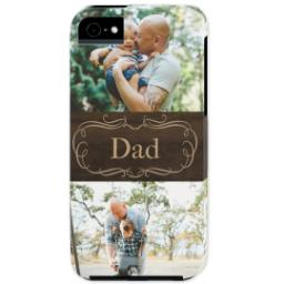 Thumbnail for iPhone 5 Photo Case-Mate Tough Phone Case with Fanciful design 1