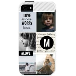 Thumbnail for iPhone 5 Custom Photo Case-Mate Tough Case with Keepsakes design 1
