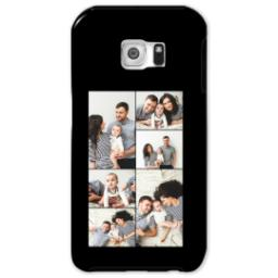 Thumbnail for Samsung Galaxy S6 Photo Tough Phone Case with Custom Color Collage design 1