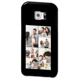 Thumbnail for Samsung Galaxy S6 Photo Tough Phone Case with Custom Color Collage design 2