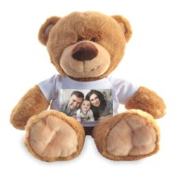 Thumbnail for Teddy Bear with Full Photo design 1