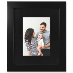 "Thumbnail for 5x7 Fine Art Print with 8x10 1.25"" Black Wood Frame with Full Photo design 1"