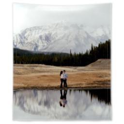 Thumbnail for 68x80 Indoor Wall Tapestry with Full Photo design 2