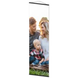 Thumbnail for 20x60 Framed Hanging Canvas (4 colors) with Full Photo design 2