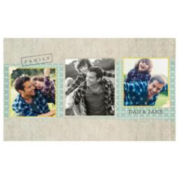 Thumbnail for Premium Grande Photo Mug with Lid, 16oz with Family Scrapbook design 2