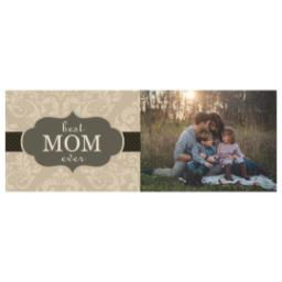 Thumbnail for Stainless Steel Tumbler, 14oz with Best Mom Ever design 2
