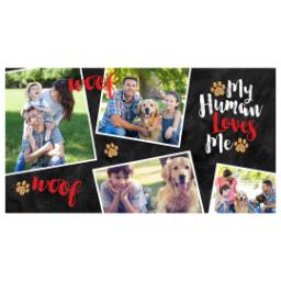 Thumbnail for 17oz Slim Water Bottle with Dog's Best Friend design 5