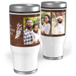 Thumbnail for Stainless Steel Tumbler, 13oz with Family Matters design 1