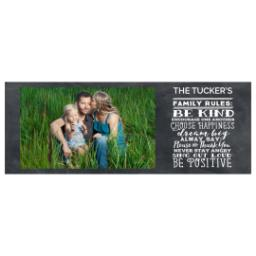 Thumbnail for Stainless Steel Tumbler, 13oz with Family To Live By design 2
