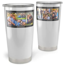 Thumbnail for 20oz Vacuum Travel Tumbler with Laurel Life design 1